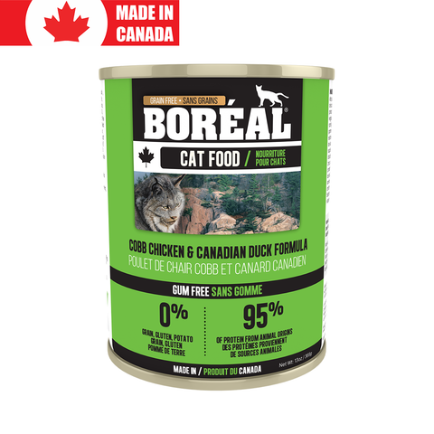 <b>Boreal</b><br>Cobb Chicken And Canadian Duck<br>369g - 13oz