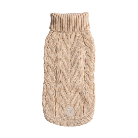 Chalet Sweater Oatmeal