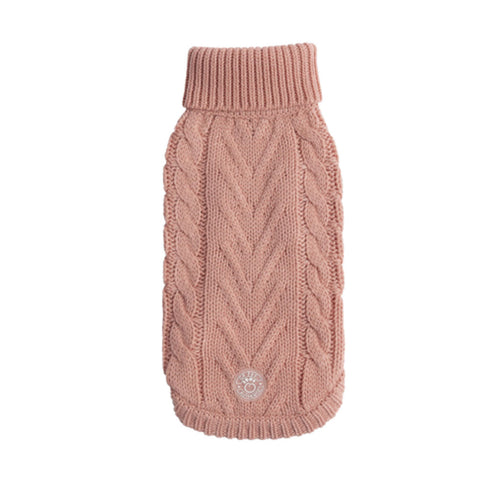 Chalet Sweater Pink