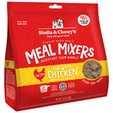 <b>Stella & Chewy's</b><br>Chicken Meal Mixers<br><br>3.5oz - 18oz
