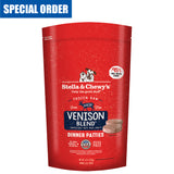 <b>Stella & Chewy's</b><br>Venison Blend Frozen Raw Dinner Patties<br>3lb - 6lb
