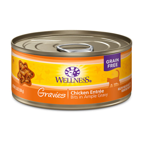<b>Wellness</b><br>Complete Health™ Gravies Chicken Dinner<br>156g