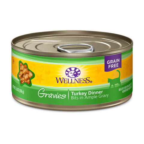 <b>Wellness</b><br>Complete Health™ Gravies Turkey Dinner<br>156g