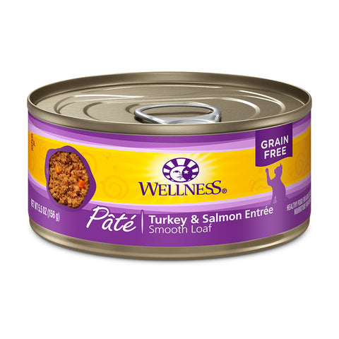 Pâté Turkey & Salmon
