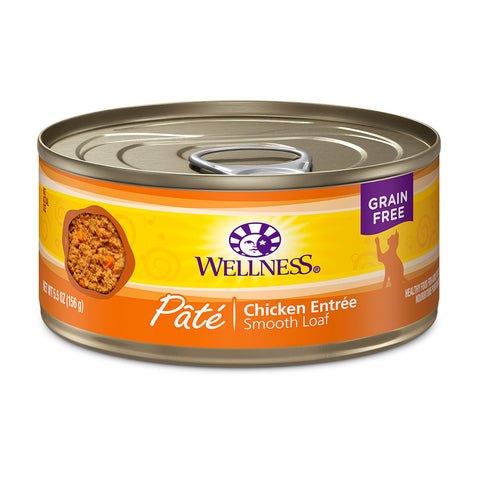 <b>Wellness</b><br>Complete Health™ Pâté Chicken<br>85g - 354g