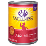 <b>Wellness</b><br>Complete Health™ Pâté Beef & Chicken<br>85g - 354g