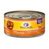 <b>Wellness</b><br>Complete Health™ Morsels Chicken Entree<br>156g