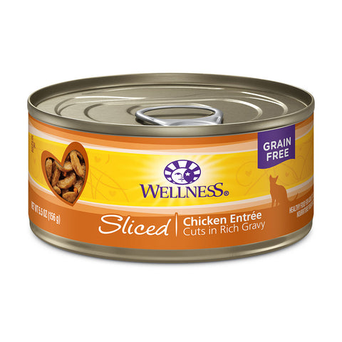 <b>Wellness</b><br>Complete Health™ Sliced Chicken Entree<br>156g