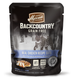 <b>Merrick</b><br>Backcountry Grain Free Real Chicken Recipe Cuts<br>85g - 3oz