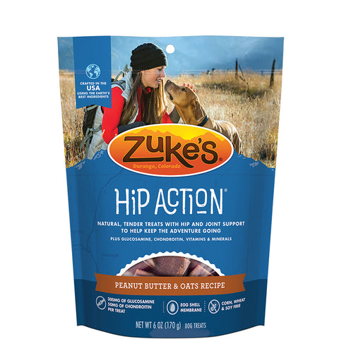 Hip Action® P.Butter & Oat