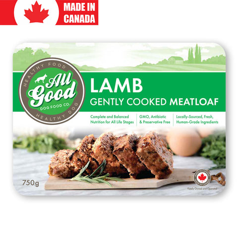 Lamb Meatloaf