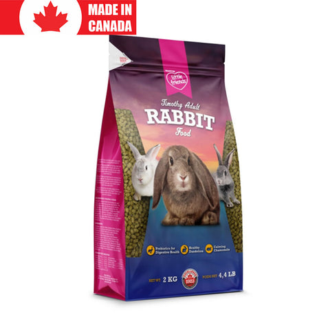 Timothy Adult Rabbit Food