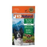 <b>K9 Natural</b><br>Lamb Feast<br><br>5oz - 8lb