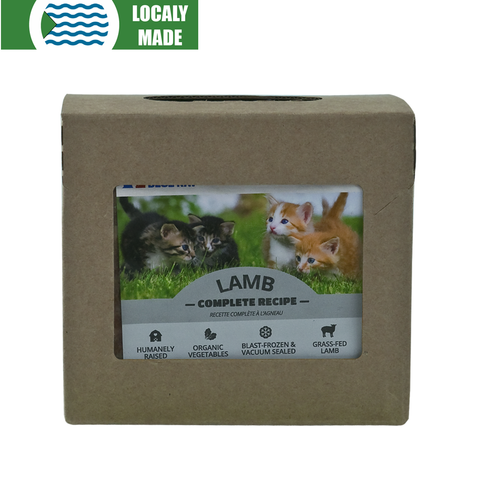 <b>Red Dog Blue Kat</b><br>Lamb Complete For Cats<br><br>0.25lb - 0.5lb