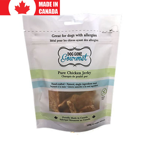 Gourmet Pure Chick Jerky