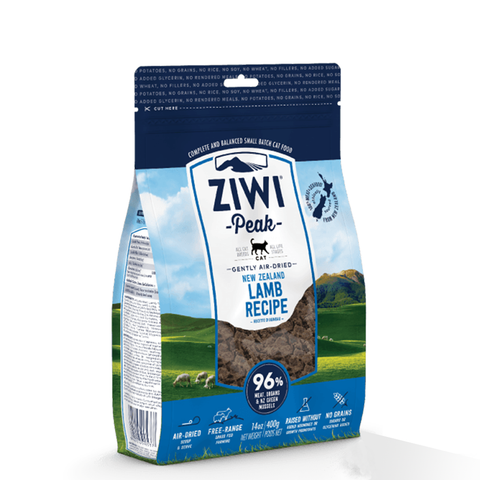 <b>Ziwi Peak</b><br>Lamb For Cats<br><br>14oz - 2.2lb