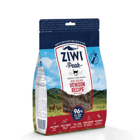 <b>Ziwi Peak</b><br>Venison For Cats<br><br>14oz
