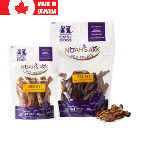 <b>Noah's Ark</b><br>Duck Feet<br>140g