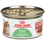 <b>Royal Canin</b><br>FCN Digest Sensitive - Thin Slices In Gravy<br><br>24/85g