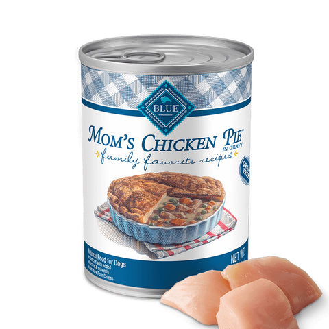 Moms Chicken Pie<br>12 cans<br>12.5oz - 355g