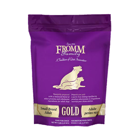 Gold Small Breed Adult<br><br>2.3kg - 6.8kg