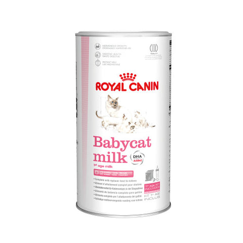 <b>Royal Canin</b><br>Babycat Milk<br><br>300gm
