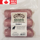 <b>Natural Instincts</b><br>Rabbit<br><br>250g
