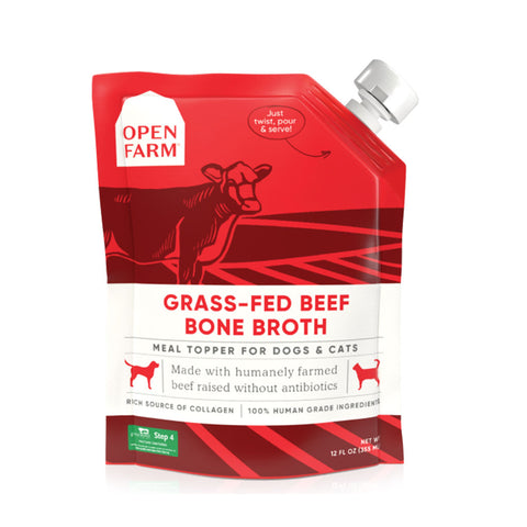 Beef Bone Broth Topper<br><br>12oz - 340g