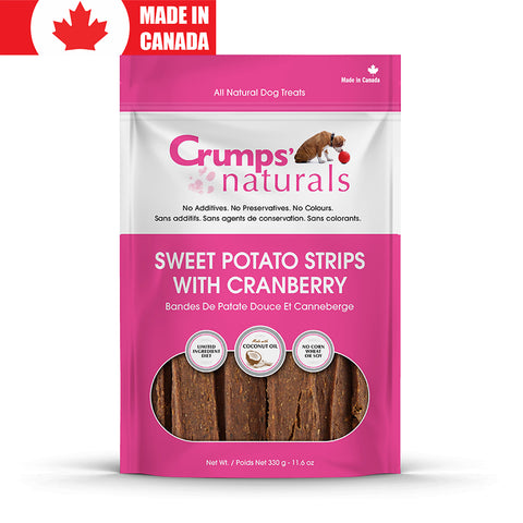 Sweet Potato w Cranberry<br><br>5.6oz -160g