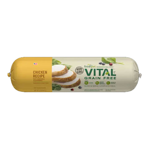 Vital Grain Free Chicken<br><br>2lb - 907g