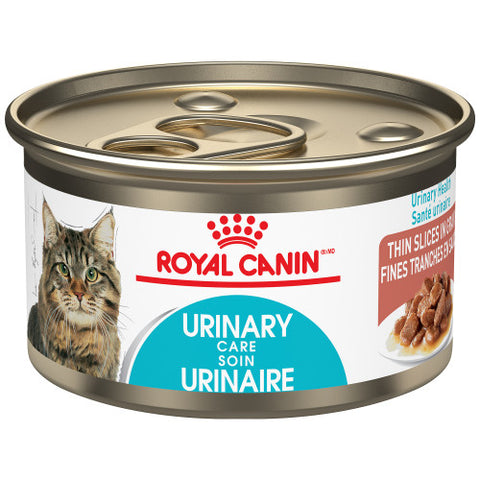<b>Royal Canin</b><br>FCN Urinary Care - Thin Slices In Gravy<br><br>24/85g