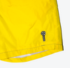 Two tone water shorts blue/yellow