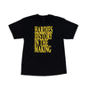 History in the making tee black