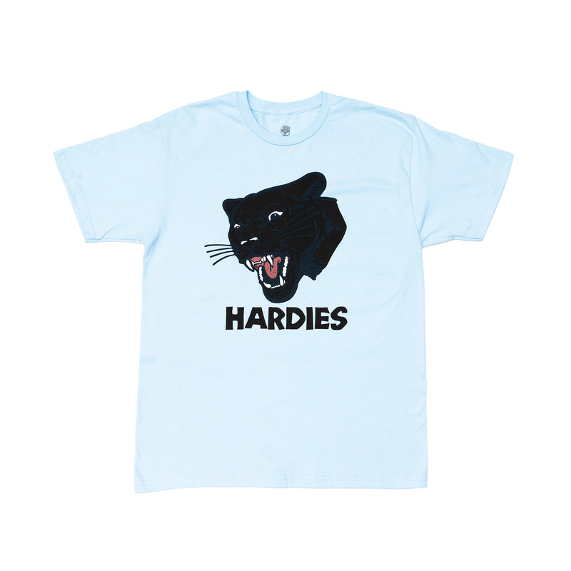 Panther tee baby blue