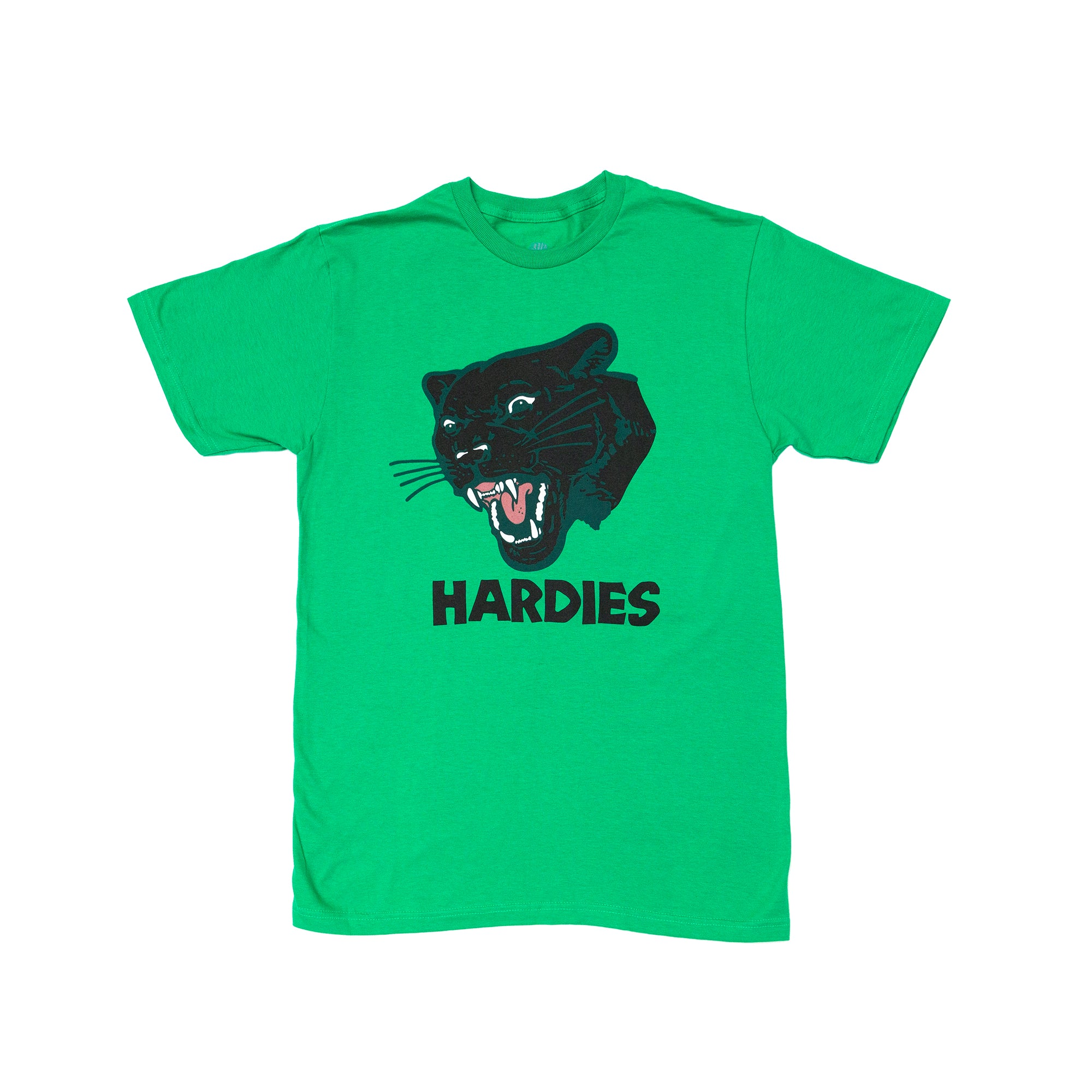 Panther tee green