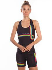 Coeur Mixed Tape Triathlon Shorts