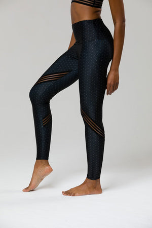 Onzie Carrera Legging (Dots)