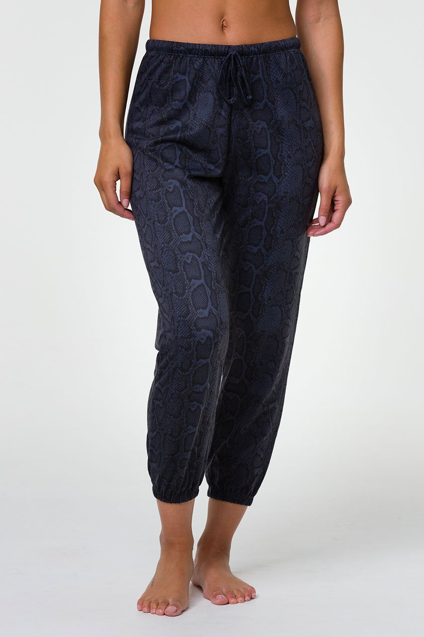 Onzie Fleece Sweatpants (Serpent)