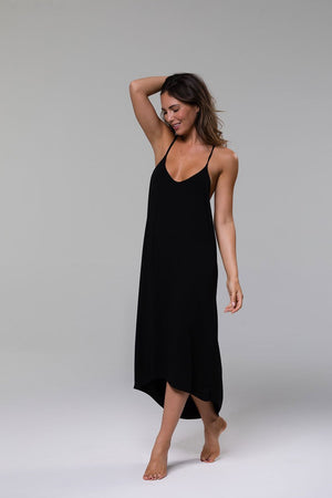Onzie Yoga Dress (Black)