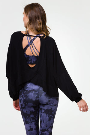 Onzie Om Top (Black)