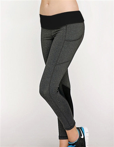 Rese New Kate Legging (Heather/Black)