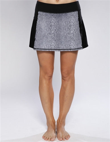 Rese Andy Skirt (Black Watersnake)