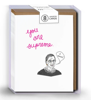 The Card Bureau Greeting Cards RBG Assorted Box Set-8