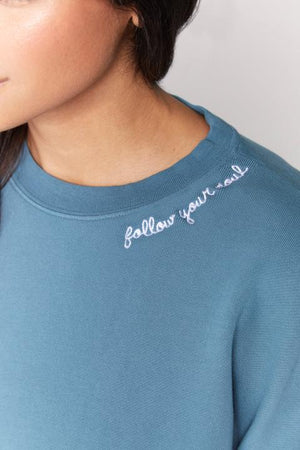 Spiritual Gangster Follow Your Soul Hailey Pullover