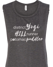 Summit To Soul District Muscle Tank (Grey)