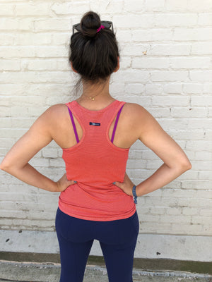 Oiselle Flyout Tank (Snap/Grounded)