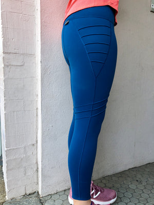 Oiselle Aero 2.0 Tights (Curfew)