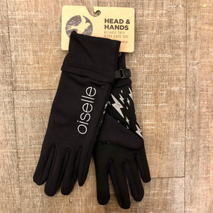 Oiselle Power On Gloves