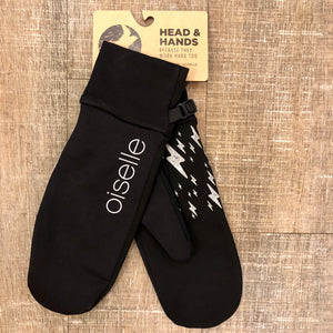 Oiselle Power On Mittens