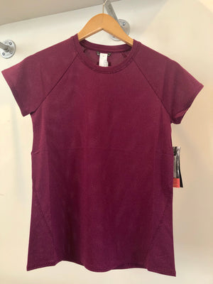 Oiselle Flyout Short Sleeve (Queen/Empire)